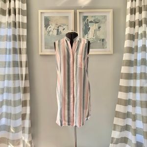 Anthropologie | Cloth & Stone Multicolor Dress